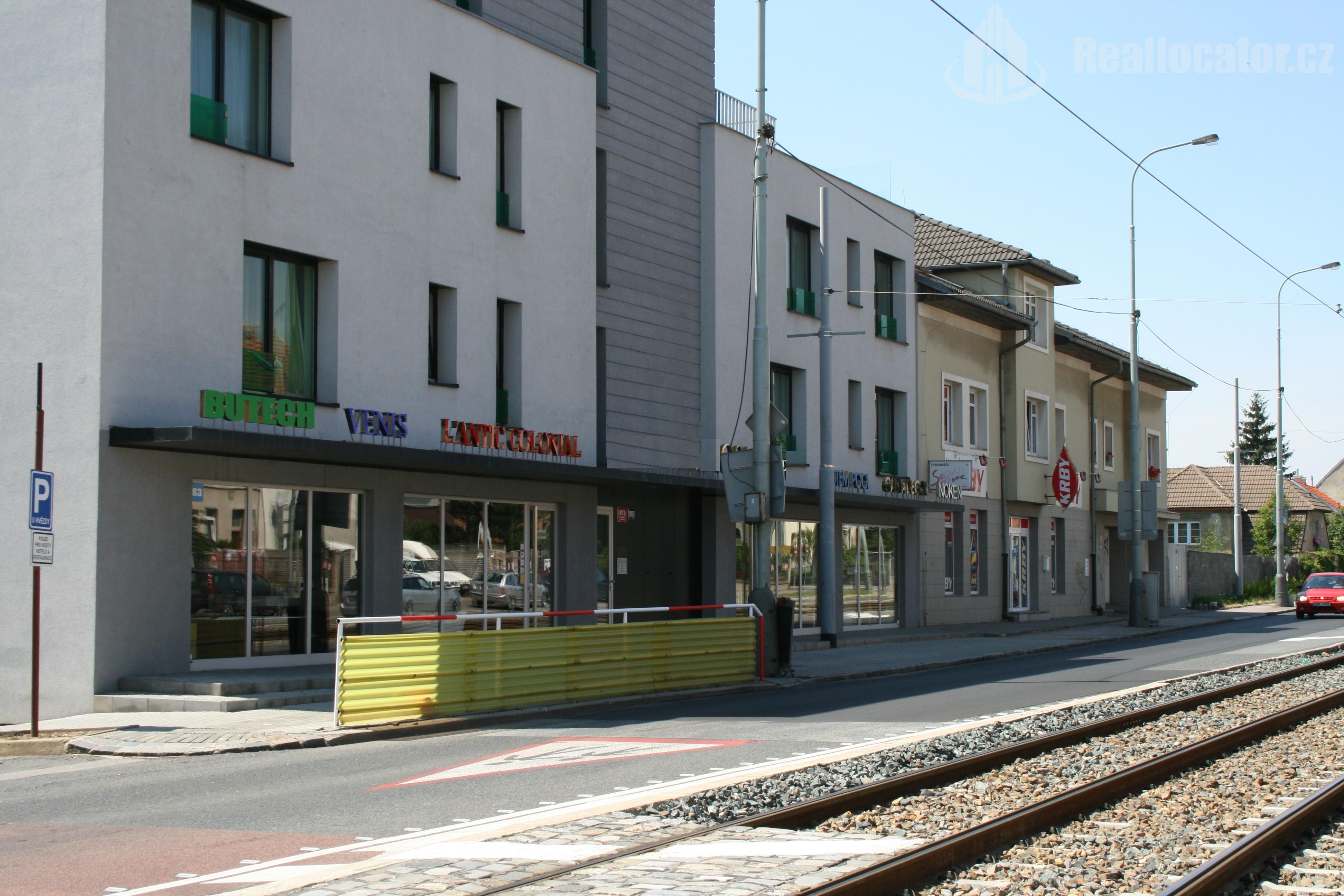 Luxury new commerce area for sale, Prague-Brevnov